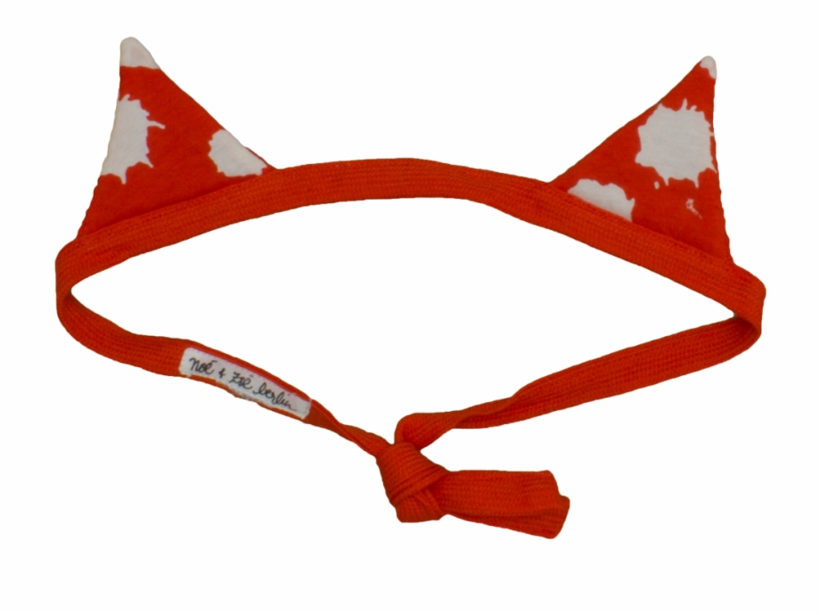 Fox ears clipart. No zo free png