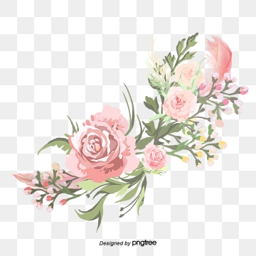 Fpingflowers clipart. Flower download free transparent