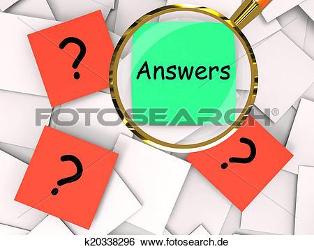 Fragen und antworten clipart svg black and white Stock Bilder - fragen, antworten, posten-es, papiere, mittel ... svg black and white