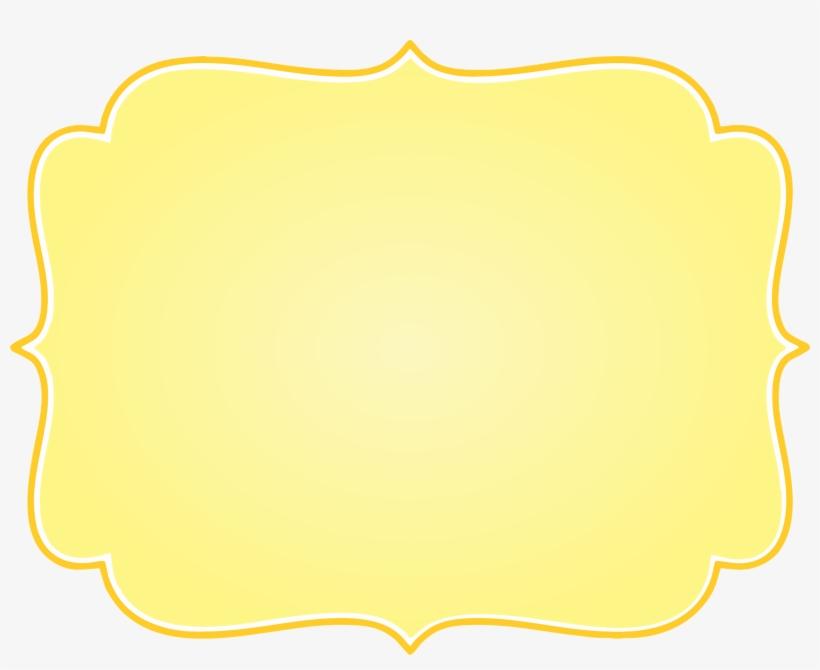 Frame amarelo clipart picture download Frame Vintage Amarelo Png - Free Transparent PNG Download - PNGkey picture download