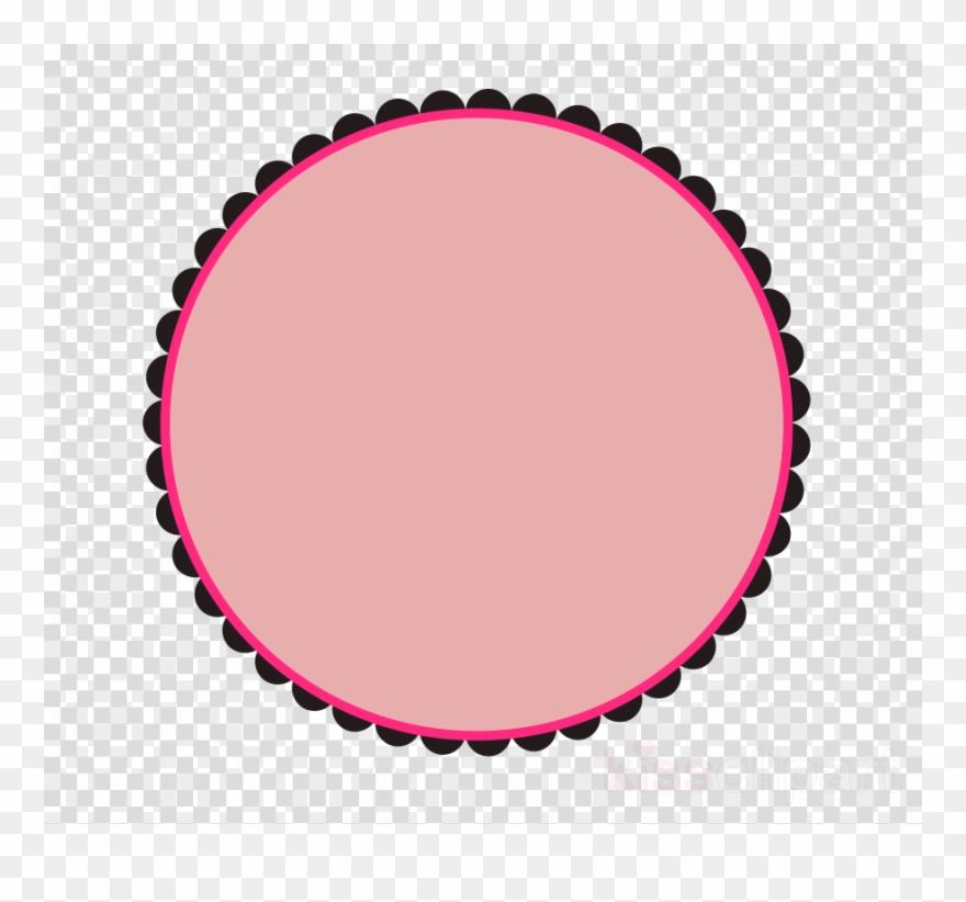 Vector png clip art. Frame circle clipart