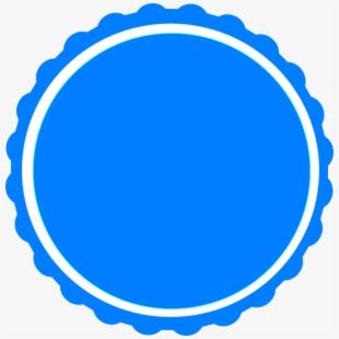 Frame circle clipart. Vector scallop free cliparts