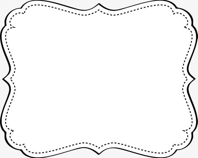 Dotted border clipart library Black Dotted Frame PNG, Clipart, Black, Black Clipart, Border ... library