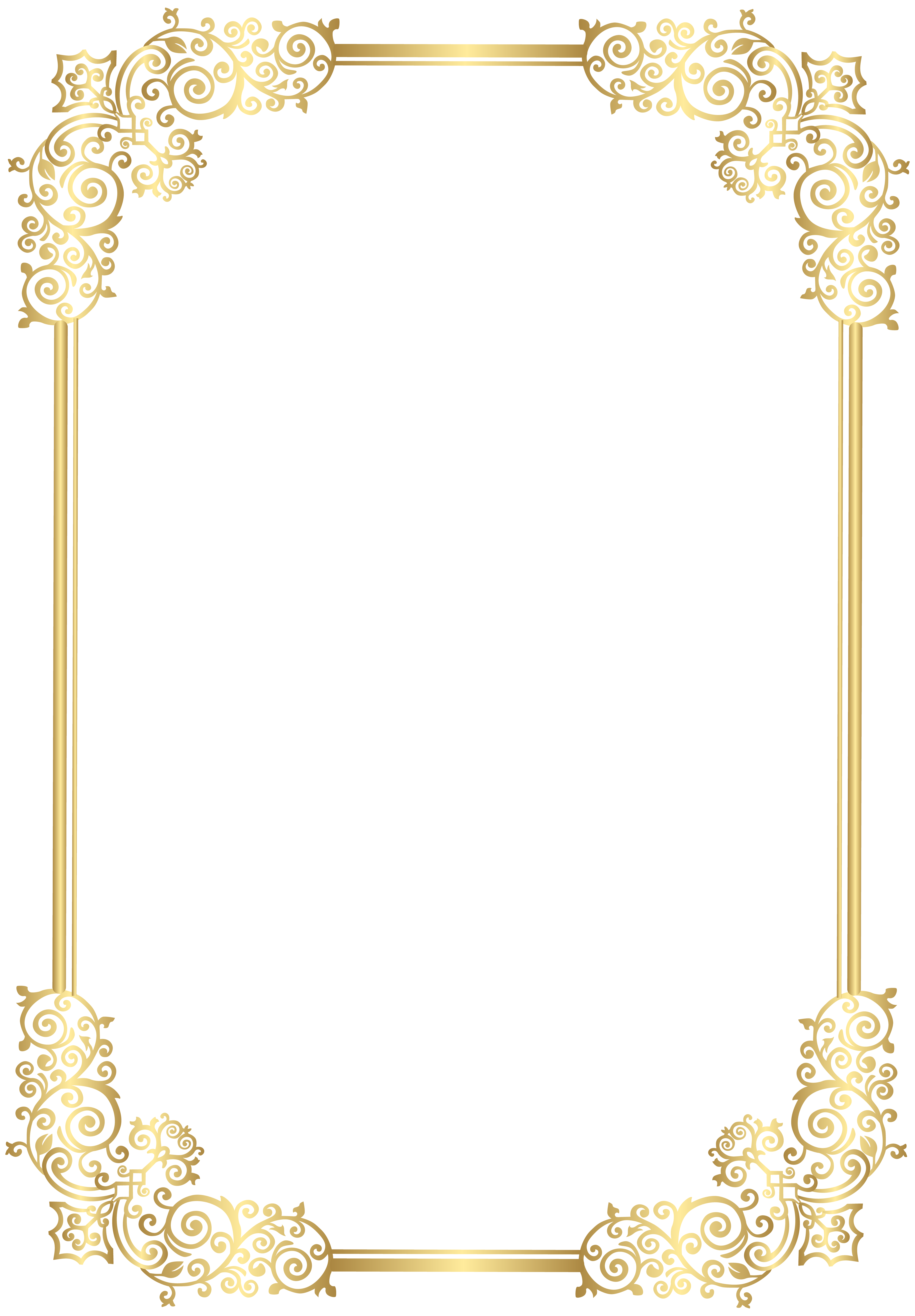 Frame decoration clipart transparent Decorative frame clipart clipart images gallery for free download ... transparent