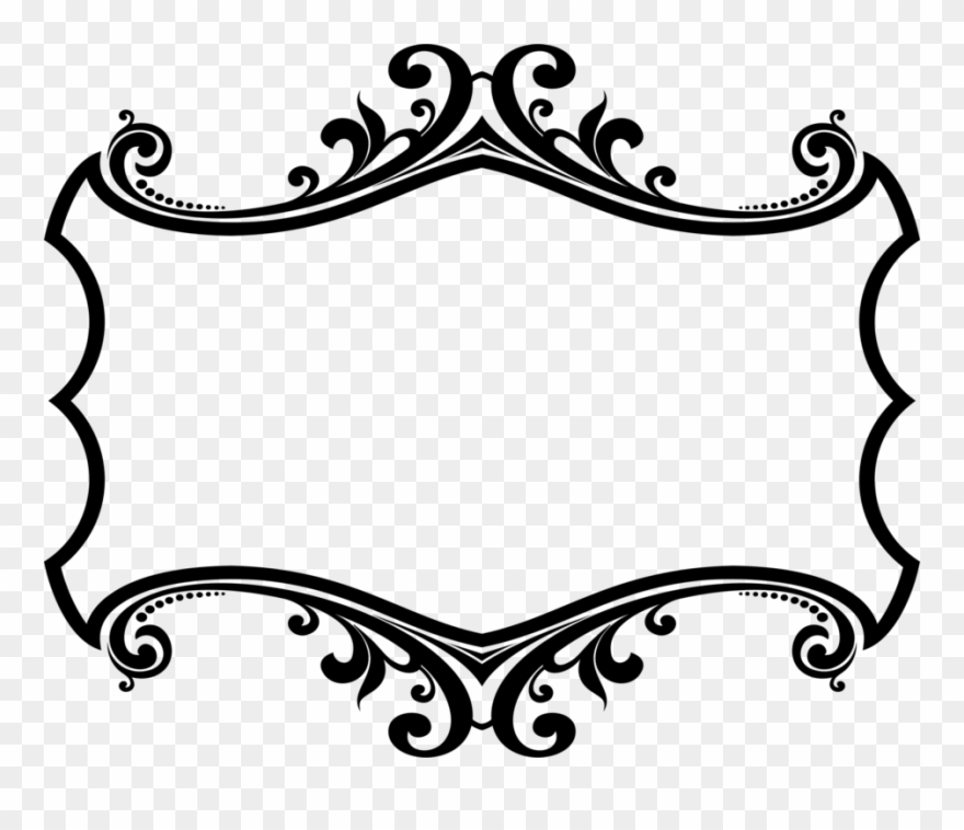Frame decoration clipart svg free Borders And Frames Picture Frames Decorative Arts Computer - Line ... svg free