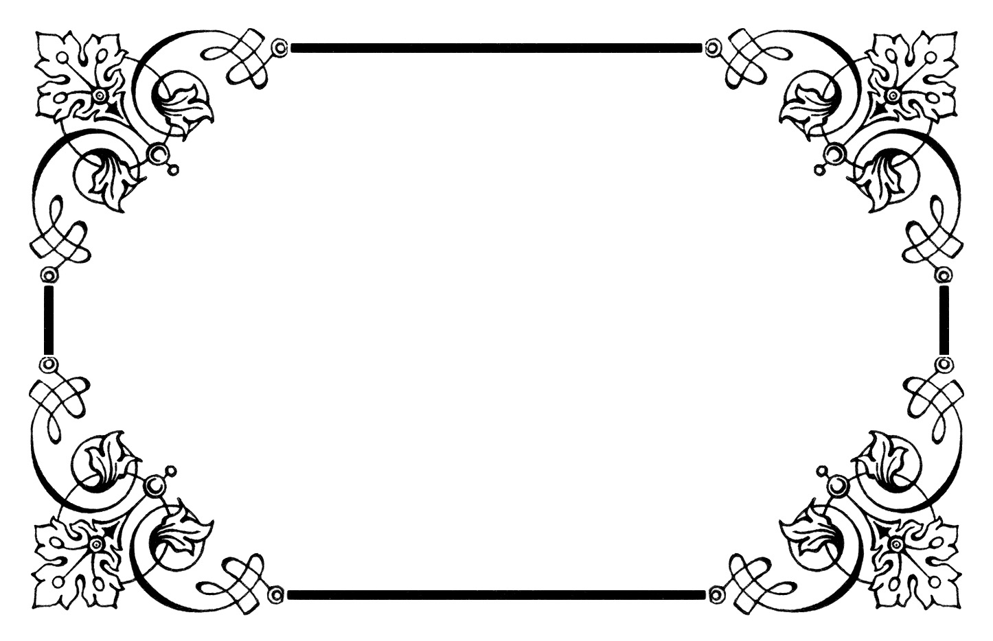 Frame image clipart clip free Vintage frame clipart - Cliparting.com clip free