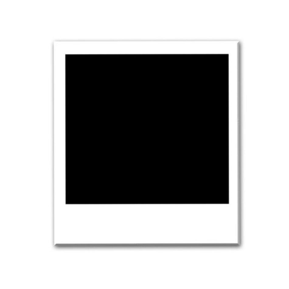 Frame polaroid clipart