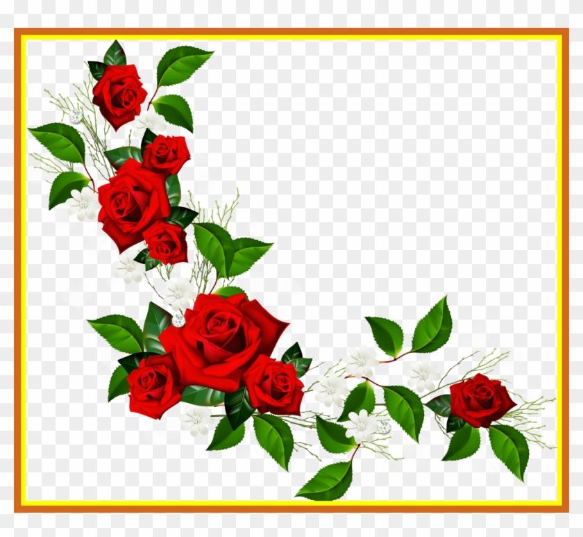 Frame rose clipart. Shocking white flower heart