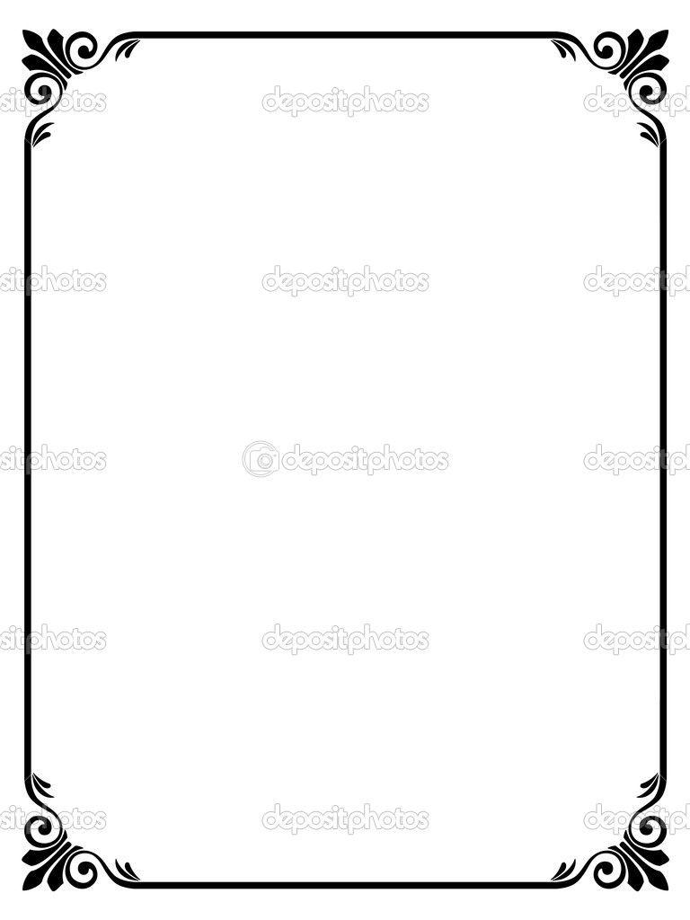 Frame vector clipart banner Elegant Frame Vector Clipart Panda Free Clipart Images | أفكار ... banner