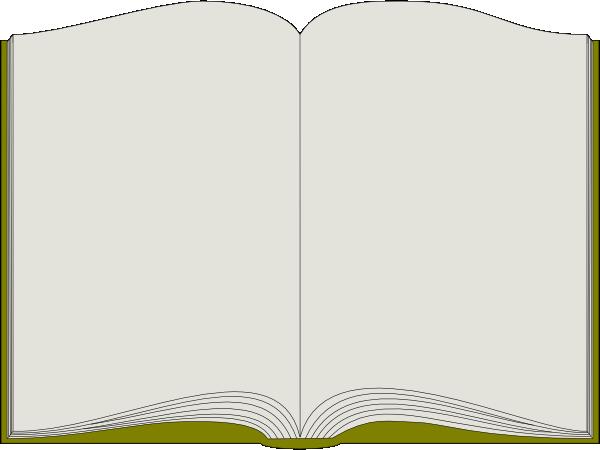 Framed cork board free public domain clipart. Book border clip art