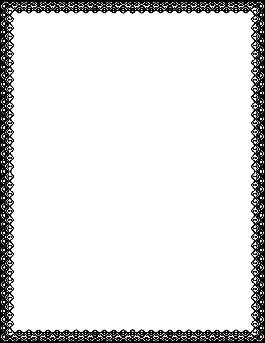 Frames cliparts download clip art black and white library Border more frames 5 clip art download - Clipartix clip art black and white library