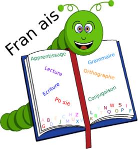 Francais clipart. Image de garde clip