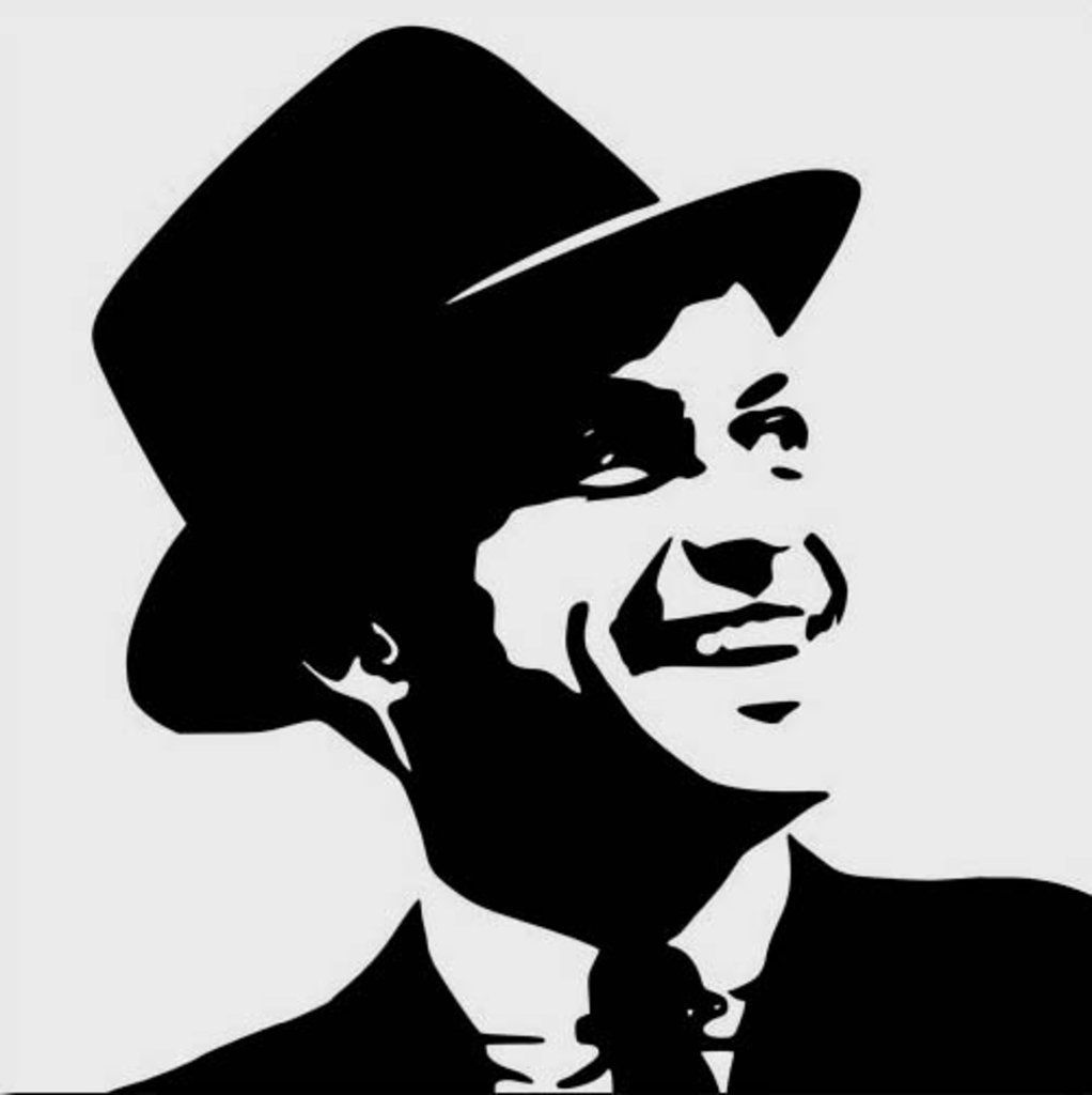 Frank sinatra clipart black and white download Frank sinatra clipart 6 » Clipart Portal black and white download