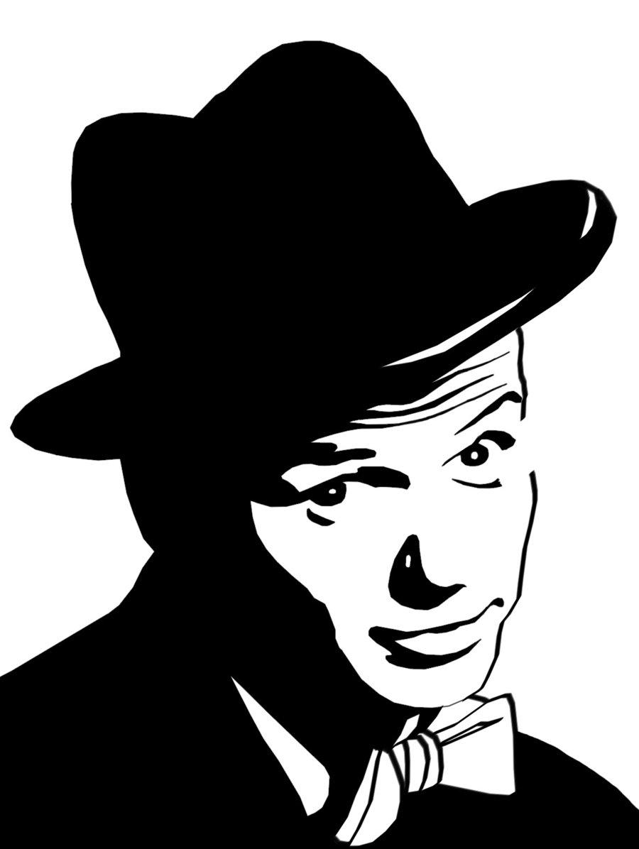 Frank sinatra clipart clip art library Frank Sinatra Cliparts - Cliparts Zone clip art library