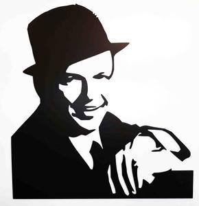 Frank sinatra clipart image royalty free download Frank Sinatra - Old Blue Eyes image royalty free download