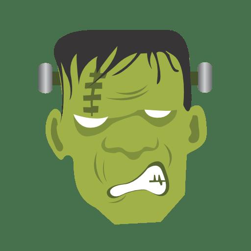 Frankenstein clipart with transparent background image transparent stock Frankenstein Mask transparent PNG - StickPNG image transparent stock