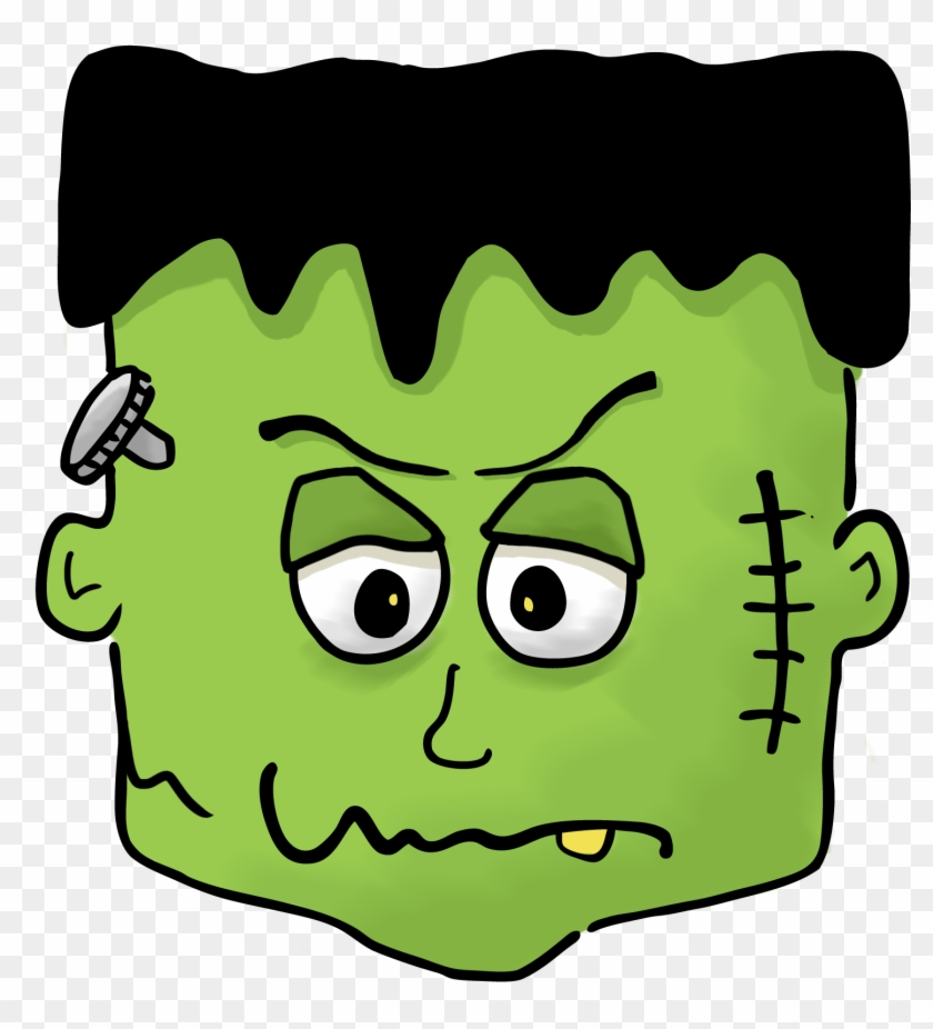 Frankenstein clipart with transparent background graphic transparent stock Frankenstein Clipart Brain - Frankenstein Clipart, HD Png Download ... graphic transparent stock