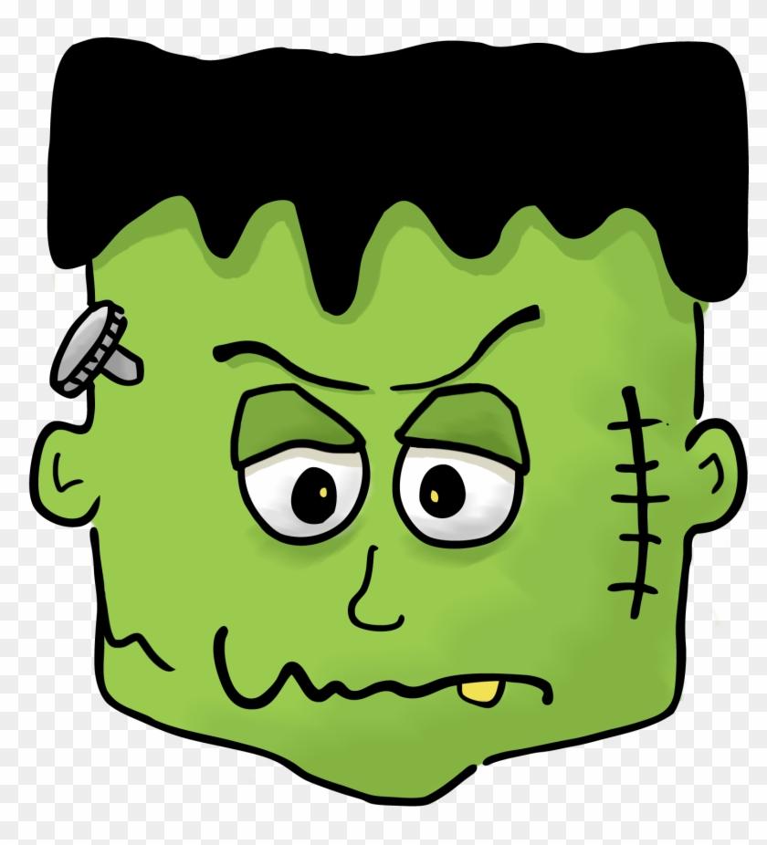 Frankenstien clipart clip art free Frankenstein Clipart Brain - Frankenstein Clipart, HD Png Download ... clip art free