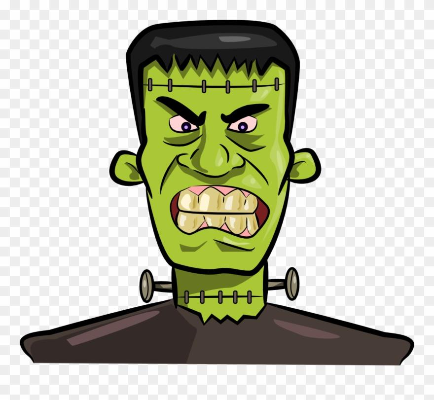 Kid clipartix png . Frankenstein clipart with transparent background