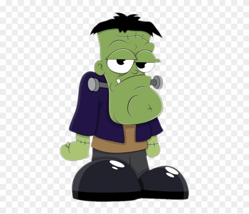 Download png images . Frankenstein clipart with transparent background