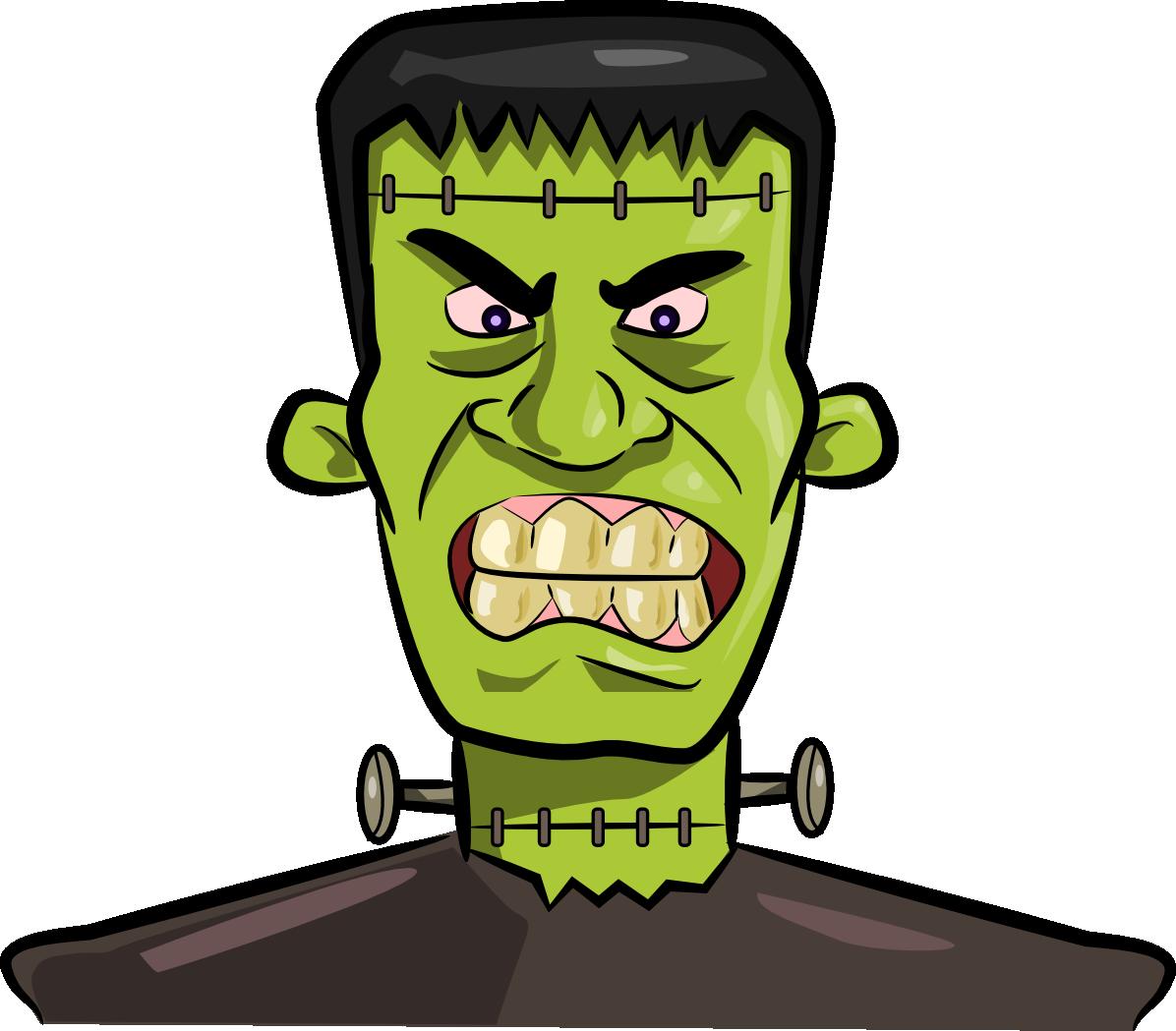 Frankenstien clipart banner freeuse stock Best Frankenstein Clipart #22440 - Clipartion.com banner freeuse stock