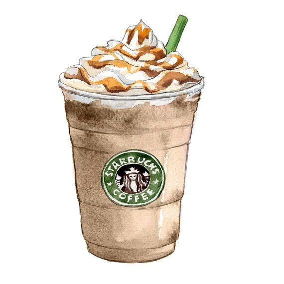 Free starbucks cliparts download. Frappachino clipart