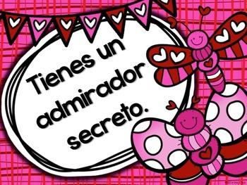 Frases de amor clipart. Spanish valentine s day
