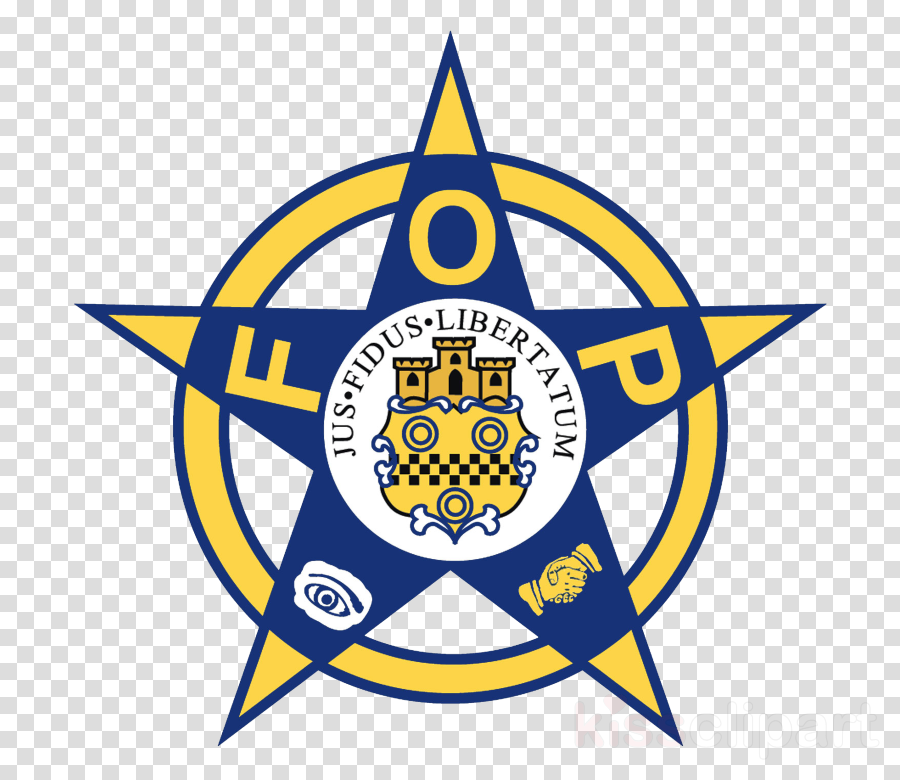 Fraternal order of police clipart