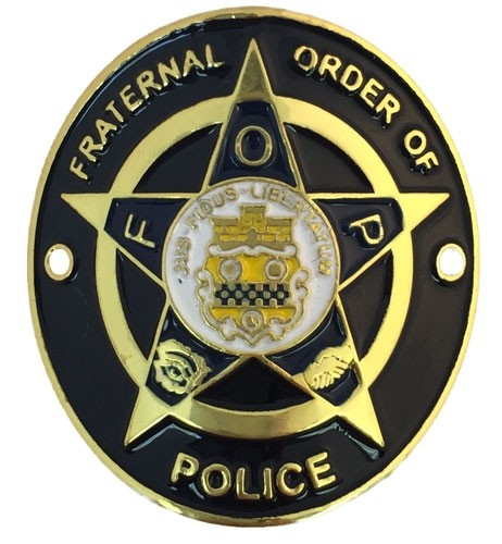 Fraternal order of police clipart png royalty free library Fraternal Order of Police Medallion png royalty free library
