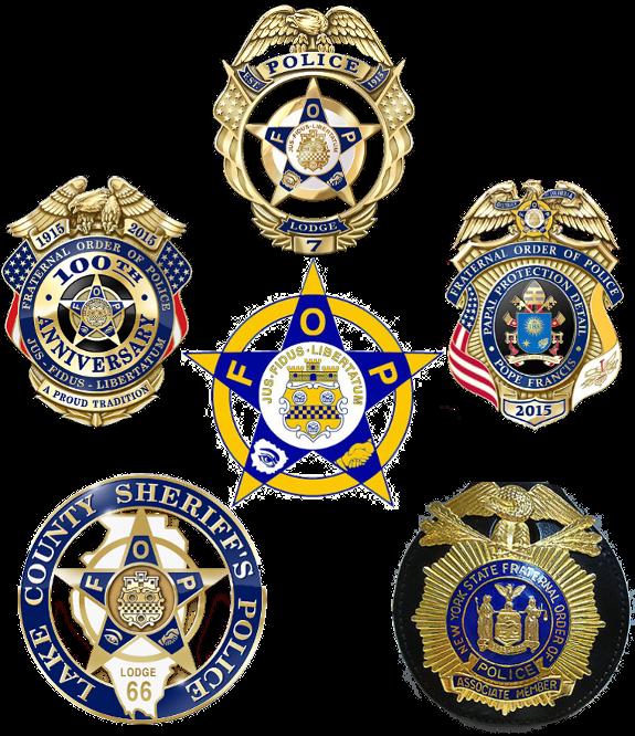 Fraternal order of police clipart svg freeuse Fraternal Order of Police Badge Organization - Police png download ... svg freeuse