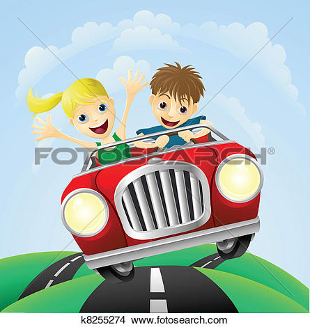 Frau auto clipart jpg freeuse library Driving woman Clip Art Vector Graphics. 2,256 driving woman EPS ... jpg freeuse library