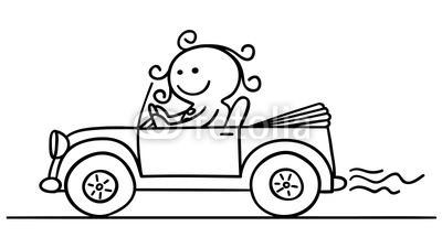 Frau auto clipart graphic royalty free library Auto Comic | Free Download Clip Art | Free Clip Art | on Clipart ... graphic royalty free library