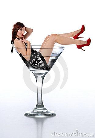 Frau im cocktailglas clipart vector free download Frau im cocktailglas clipart - ClipartFest vector free download