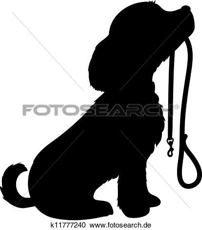 Frau mit hund clipart clipart free library Hund Clip Art Illustrationen. 66.972 hund Clipart EPS Vektor ... clipart free library