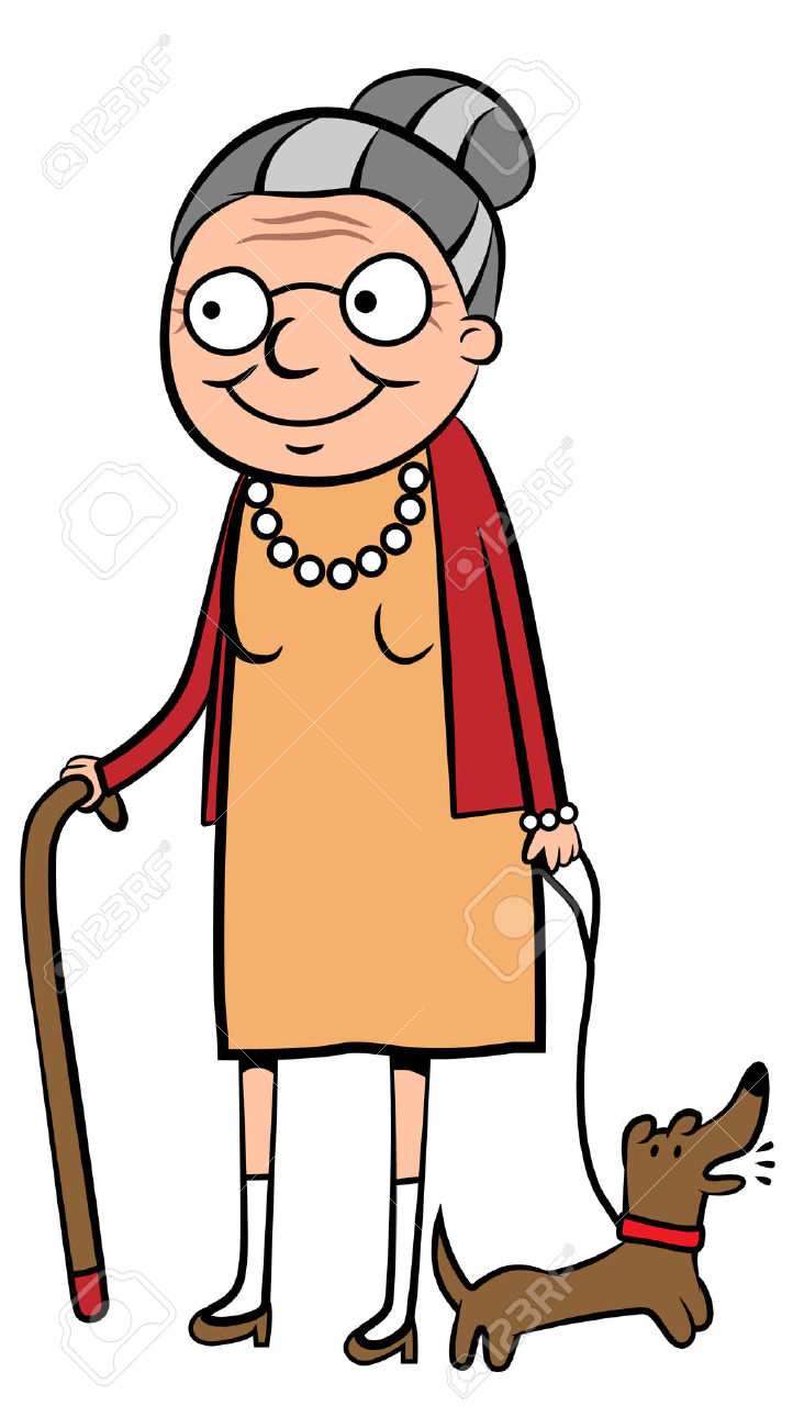 Frau mit hund clipart svg library library Clipart frau mit hund - ClipartFox svg library library