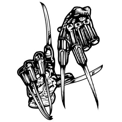 Freddy krueger glove clipart. Png dlpng com