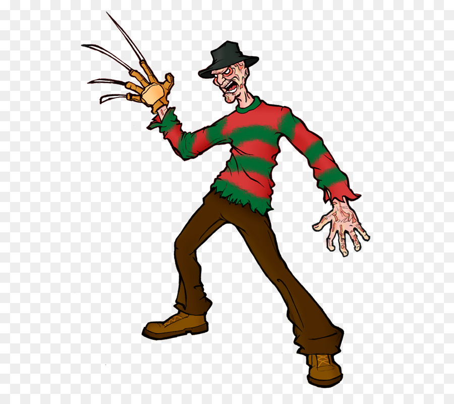 Freddy kruger clipart clipart free library Freddy Krueger clipart - Clothing, Art, Line, transparent clip art clipart free library
