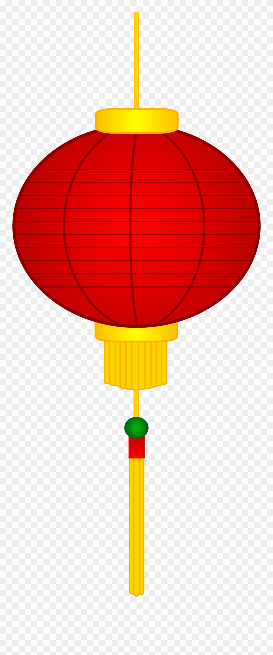 Free 2018 chinese new year latern clipart graphic transparent Clip Art Chinese - Chinese New Year Lantern Clipart - Png Download ... graphic transparent