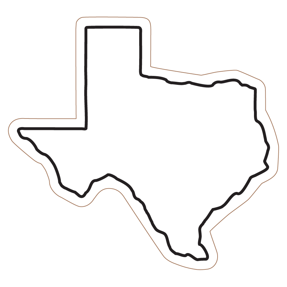 Free 3 5 inch state of texas clipart png freeuse Free State Of Texas Outline, Download Free Clip Art, Free Clip Art ... png freeuse