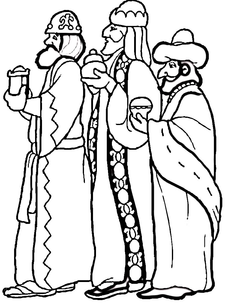 Free 3 wise men clipart black and white svg library stock Free 3 Wise Men Cliparts, Download Free Clip Art, Free Clip Art on ... svg library stock