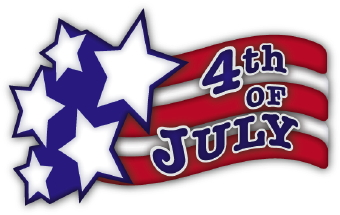 Free 4th of july clipart images image black and white library Free July 4 Cliparts, Download Free Clip Art, Free Clip Art on ... image black and white library