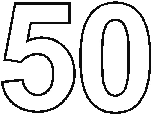 Number 50 clipart vector freeuse stock Free Number 50 Cliparts, Download Free Clip Art, Free Clip Art on ... vector freeuse stock