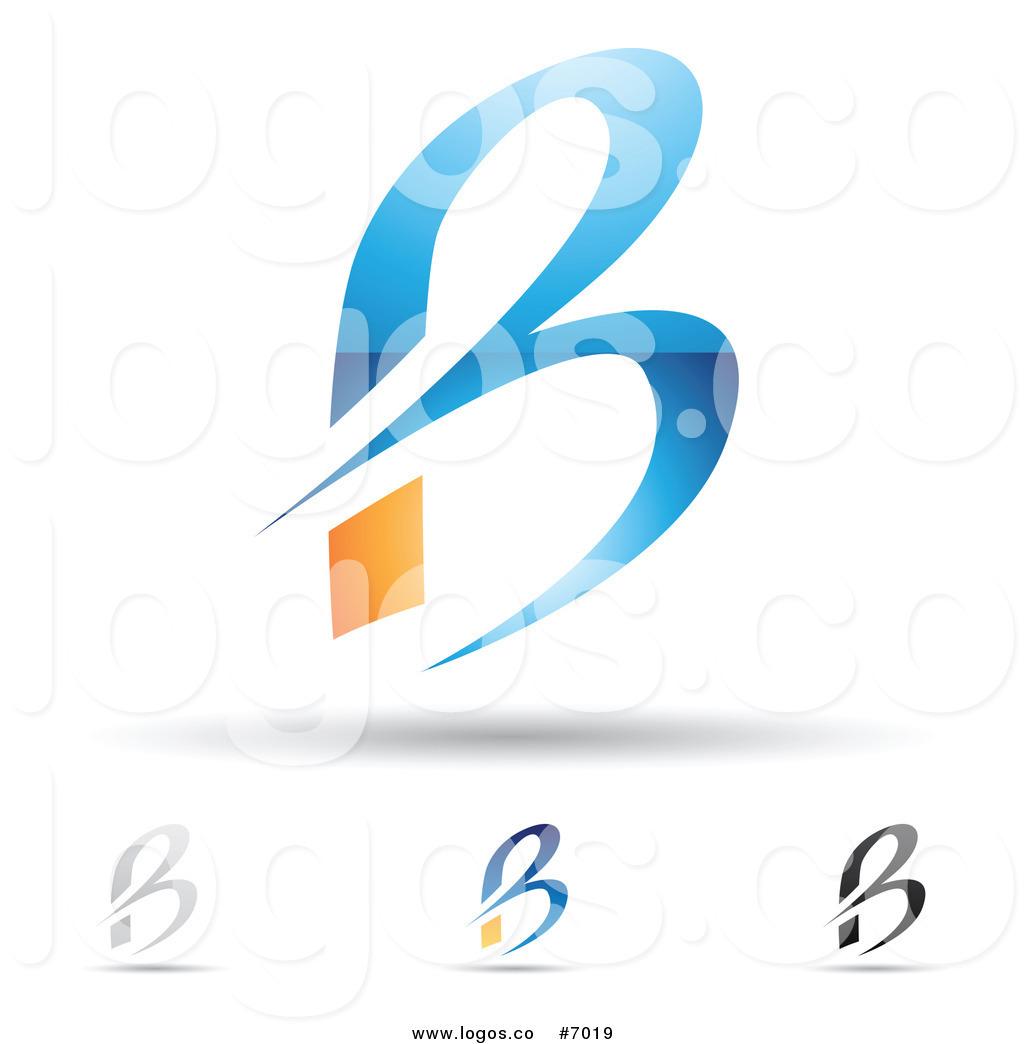 Free alphabet logo clipart svg library download Free letter b clipart - ClipartFest svg library download