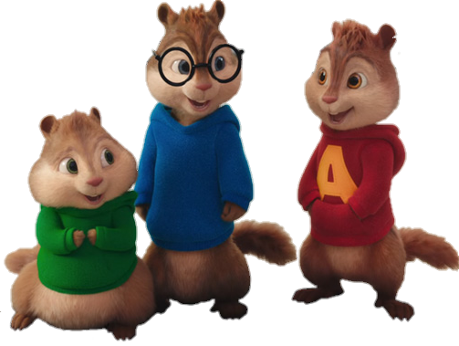 Free alvin and the chipmunks clipart