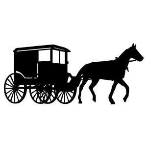 Free amish buggy clipart banner library download Image Search Results for amish silhouettes | Silhouettes | Amish ... banner library download