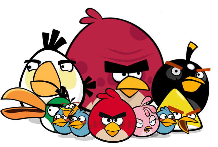 Free angry bird clipart banner free library Free Angry Birds Clipart Pictures #46194 - Free Icons and PNG ... banner free library