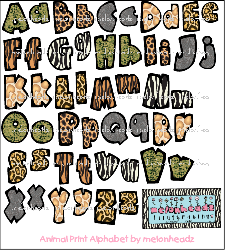 Free animal alphabet clipart freeuse download Free animal alphabet clipart - ClipartFest freeuse download