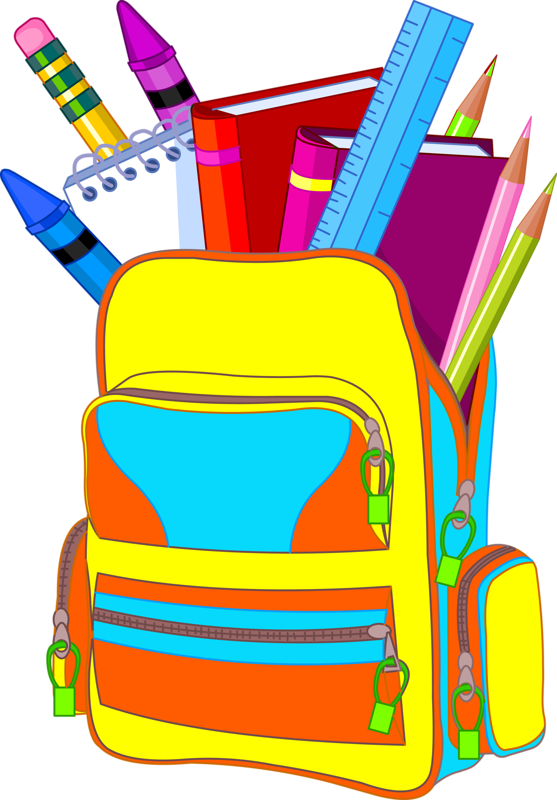 Free animated clipart for school png transparent download School Bag Clipart | Free download best School Bag Clipart on ... png transparent download
