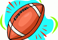 Free animated football clipart black and white stock Animated Football Clipart | www.thelockinmovie.com black and white stock
