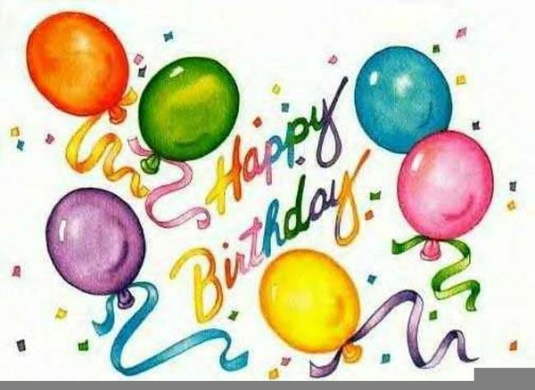 Free animated happy birthday clipart royalty free download Happy Birthday Clipart Animations Free Images At Clker Com Creative ... royalty free download